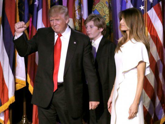 """Trump: """"Seré presidente de todos los estadounidenses"""""""