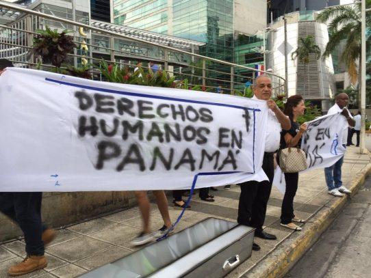 Exigen la libertad de Pérez, Pastor y Francolini