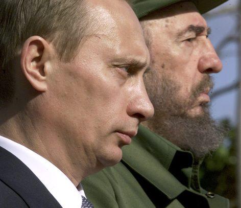 Putin no asistirá a funeral de Fidel Castro