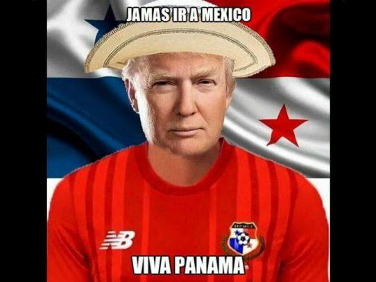 Memes y bailes a pocas horas del encuentro Panamá vs México