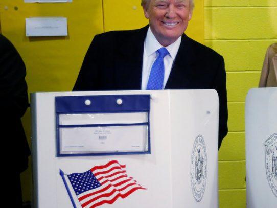 Donald Trump gana presidencia y el Partido Republicano se impone en el Congreso de Representantes
