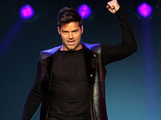 Ricky Martin niega públicamente el uso del playback en sus conciertos
