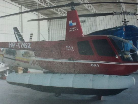 Confirman rastro de helicóptero accidentado en el Pacífico con ocupantes venezolanos