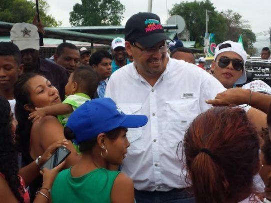 Mimito Arias sería candidato del nuevo partido Alianza