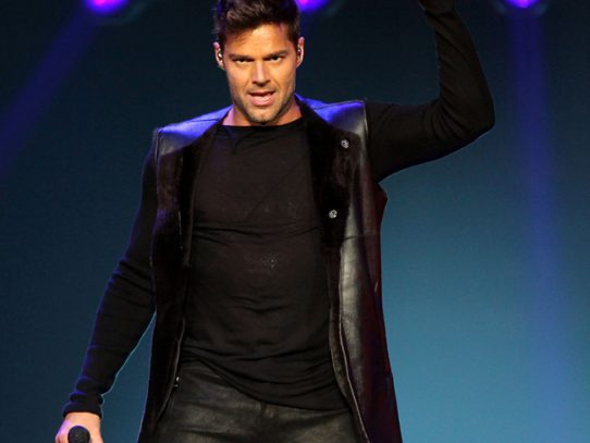 Ricky Martin niega que use playback en conciertos