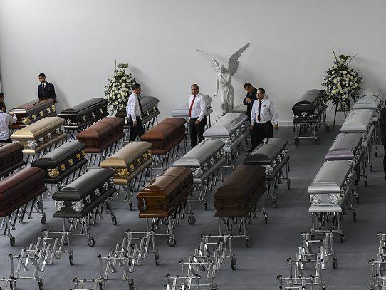 Chapecó aguarda por sus muertos para una despedida de cien mil personas