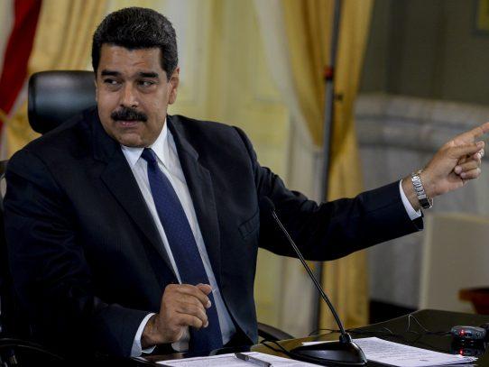 Nicolás Maduro arremete contra los diputados opositores, tras suspensión del diálogo