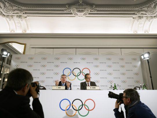 Comité Olímpico Internacional abre expediente a 28 deportistas rusos