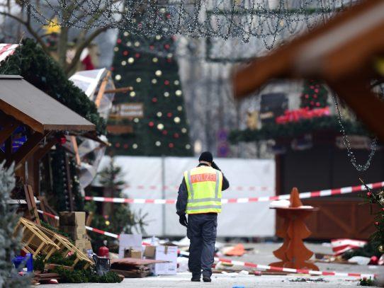 Autoridades alemanas buscan a tunecino, tras atentado en Berlín