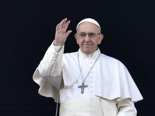 """El papa pide a la """"amada Venezuela"""" que dé """"los pasos necesarios"""" para poner fin a """"las tensiones"""""""