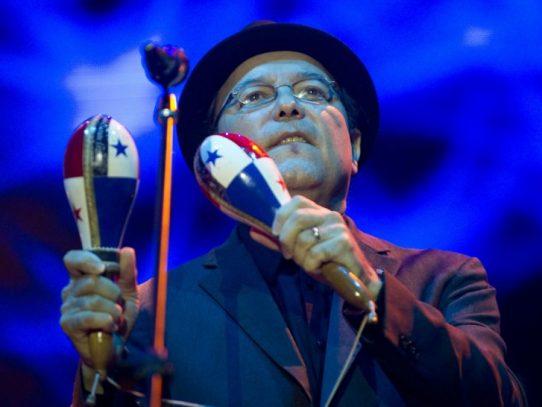 Rubén Blades cantará el Himno Nacional en la gran final de la LPF