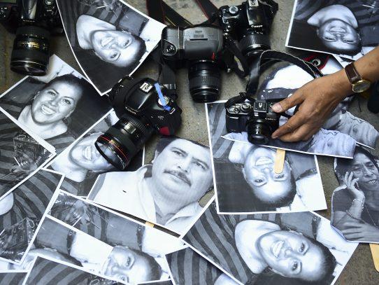 El número de periodistas asesinados se duplicó en 2020