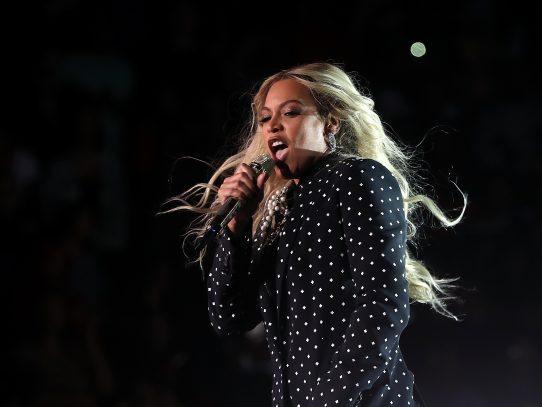 Beyonce se hace sentir entre los nominados al Grammy