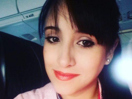 Ximena Suárez, la azafata boliviana que sobrevivió a la tragedia aérea en Colombia