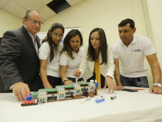 Lego Education sobre el Canal de Panamá, llega a los almacenes del país el 15 de diciembre