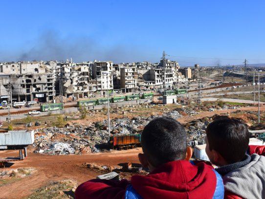 Francia pide reunión urgente del Consejo de Seguridad de la ONU sobre Alepo