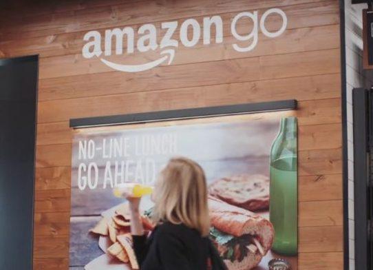 Amazon Go un nuevo concepto de tiendas sin cajas en EEUU