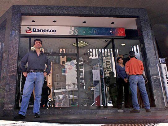 Justicia venezolana ordena embargo por $7,7 millones contra Banesco