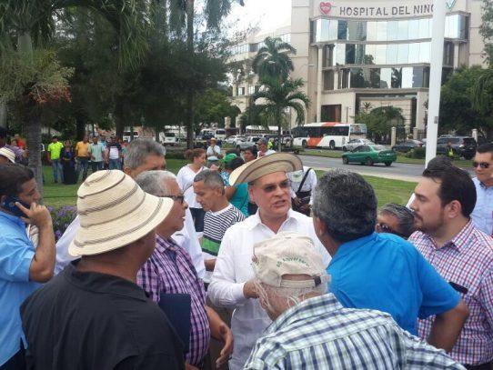 PRD exige al gobierno de Varela que 'respete a los productores del campo'
