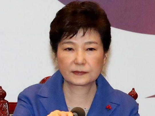 Parlamento surcoreano destituye a Presidenta, tras escándalo de corrupción