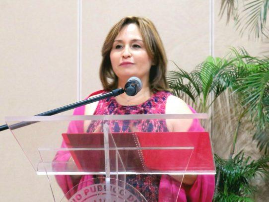 """Procuradora Porcell confirma investigación de la  """"Manzana Azul"""""""