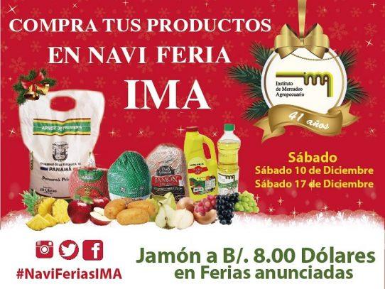 Mañana inician las NaviFerias del IMA