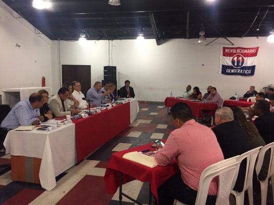 El PRD decide a cuál candidato apoyará para magistrado del TE