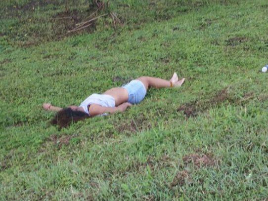 Hallan dos cadáveres cerca del tramo marino del Corredor Sur
