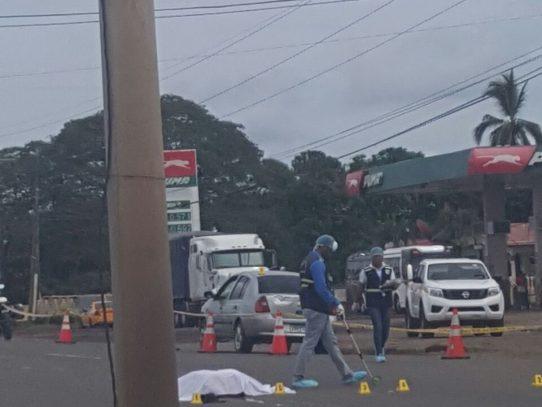 """Margarita Henríquez y """"Lucho"""" Pérez  involucrados en fatal accidente  de tránsito en Aguadulce"""