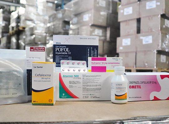 CSS: incrementa abastecimiento de unidades médicas a un 90% y 95%