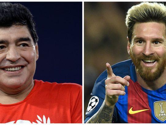 De Maradona a Messi, la evasión fiscal salpica a grandes futbolistas