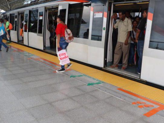 Vía Tocumen sin suministro de energía por trabajos de la Línea 2 del Metro