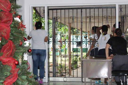 Navidad en el Centro Femenino de Rehabilitación, entre una gota de alegría y lejos de la familia