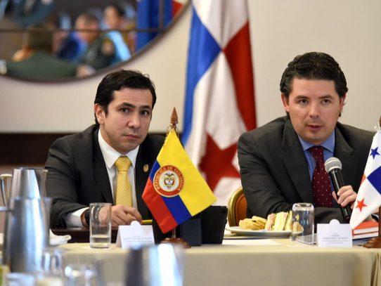 Panamá y Colombia adoptan plan estratégico para combatir el narcotráfico en zona fronteriza