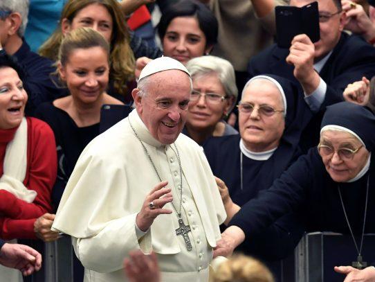 Papa Francisco visitará a presos y pobres en Italia