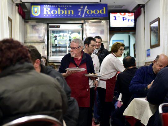 Robin Hood, un restaurante de Madrid que ayuda a los sin techo