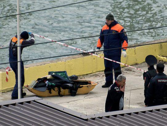 Putin ordena investigar el siniestro del avión militar en el mar Negro