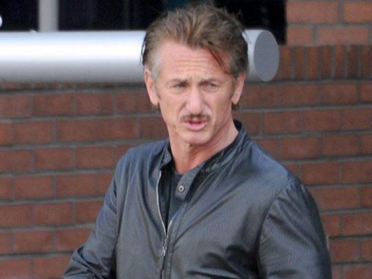 Arrestan en EEUU a una supuesta acosadora del actor Sean Penn