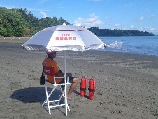 Sinaproc anuncia operativo de verano en playas y ríos