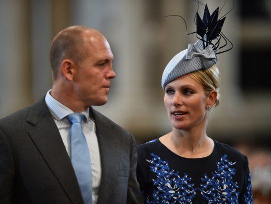 La nieta mayor de Isabel II pierde al hijo que esperaba