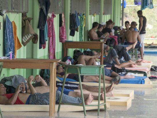 """Un flujo migratorio """"sin precedentes"""" en Centroamérica en 2016"""