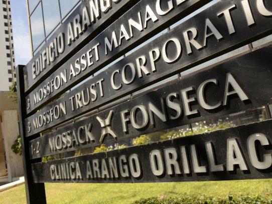 Suspenden audiencia en caso Mosaack & Fonseca