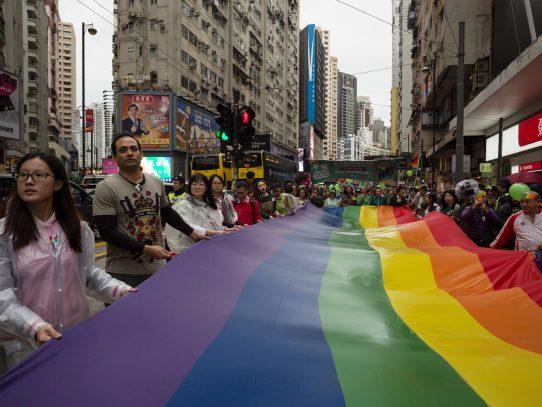 Un transgénero gana juicio en China por despido