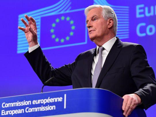 Salida de Reino Unido de UE es riesgoso para estabilidad financiera, advierte negociador de CE