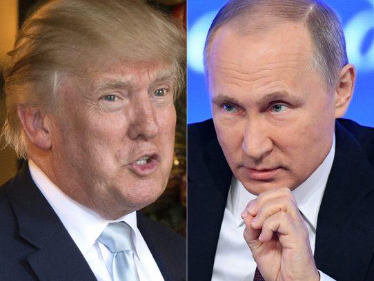 Putin y gobierno ruso buscaron ayudar a Trump en elecciones