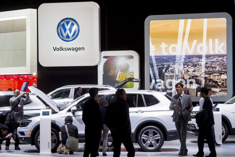 Volkswagen rompe récord de venta en 2016