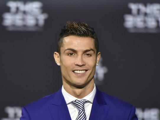 Cristiano Ronaldo gana el premio The Best a mejor jugador de 2016
