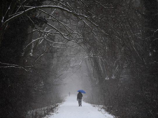 Más de 50 muertes por frío se registran en Europa
