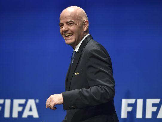 En marzo se sabrá si el Mundial-2022 contará con 48 equipos, confirma Infantino
