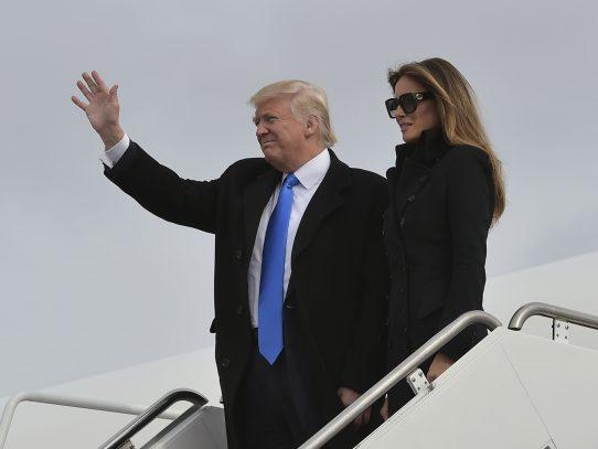 Trump se toma Washington un día antes de su investidura